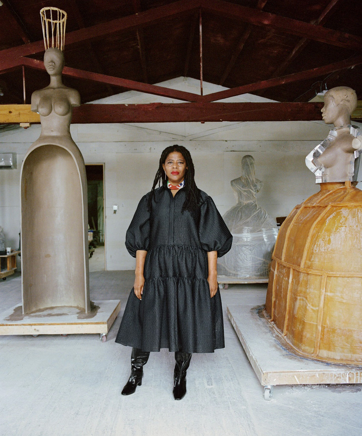 Simone Leigh will represent the United States at the 2022 Venice Biennale