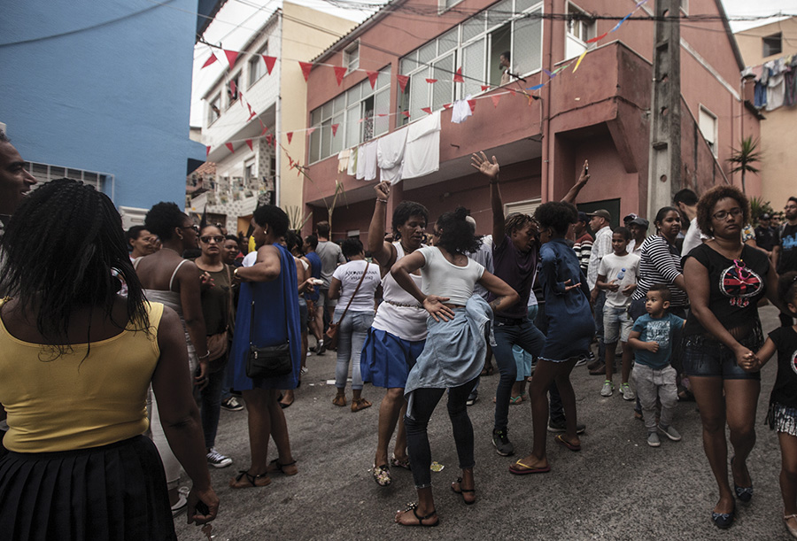 The latest issue of Indie anthology 'La Rampa' unearths the History of Black Portugal
