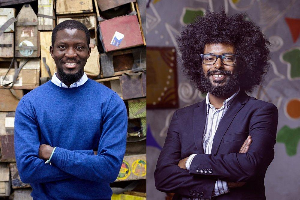 Ibrahim Mahama e Melaku Belay (Fendika Cultural Center) receive 2020 Prince Claus Awards
