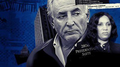 'Room 2806' ripercorre il caso di molestie sessuali che fece cadere un aspirante presidente francese