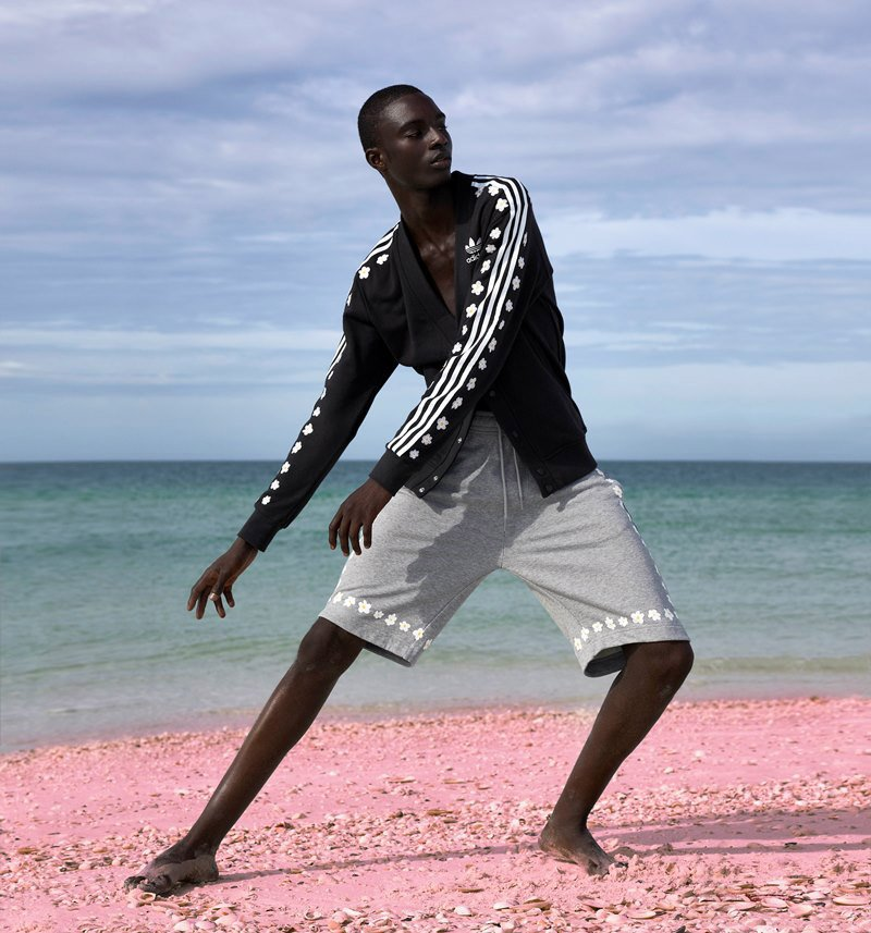 griot-mag-com-Pharelles -williams pink beach adidas-5