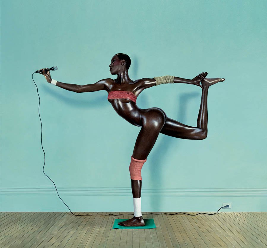 griot-mag-Grace-Jones-on-Tour-@Jeam-Paul-Goude