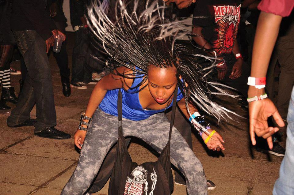 griot mag Heavy Metal Africa
